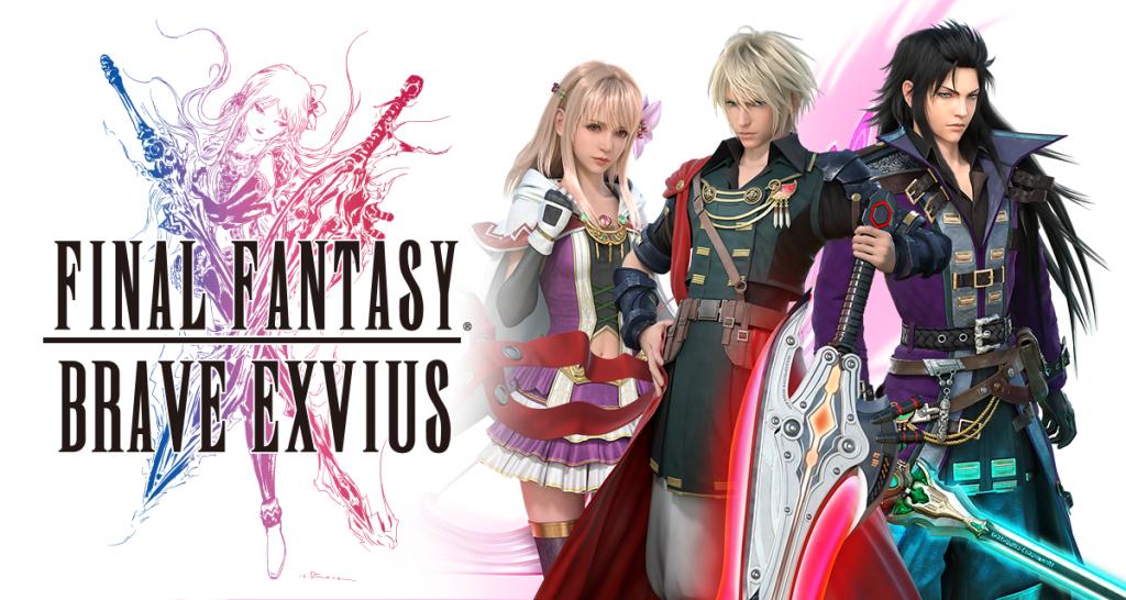 Najbolja android igra Final Fantasy Brave Exvius