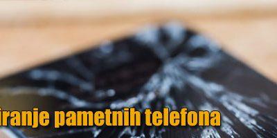 Savjeti i prijedlozi za servisiranje pametnih telefona
