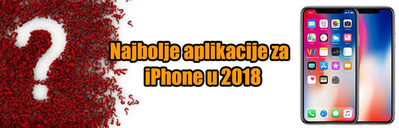 Najbolje poslovne aplikacije za iPhone u 2018. godini